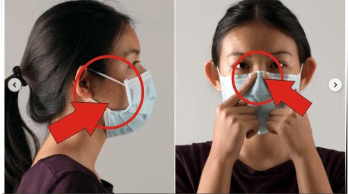 măştile chirurgicale anti-coranavirus