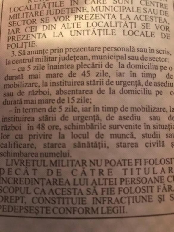 ordin 2a 225x300 - A fost emis primul Ordin de Mobilizare ? ... acuzaţii grave !!!