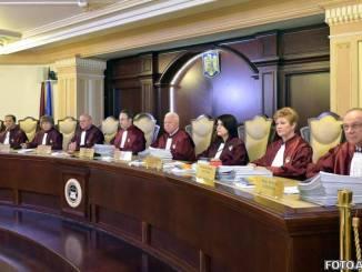 Curtea Constituțională sesizare