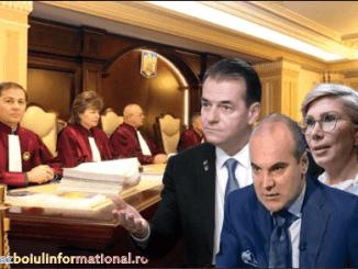 Uriașa manipulare legată de decizia CCR
