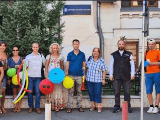 IN FATA Ministerului Educației și Cercetării din București