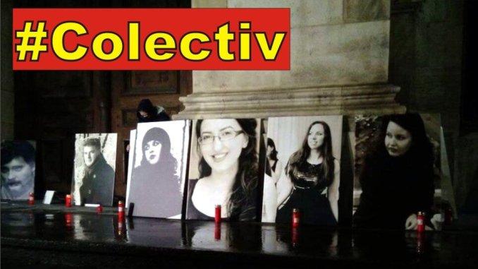 5 ani de la Colectiv