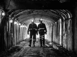 Protestul minerilor