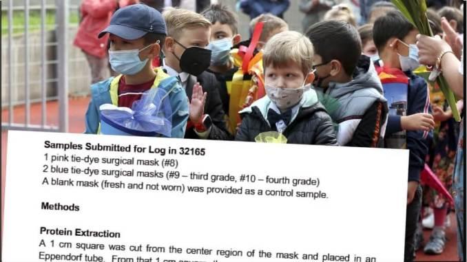 Patogeni de tuberculoza și pneumonie pe măști