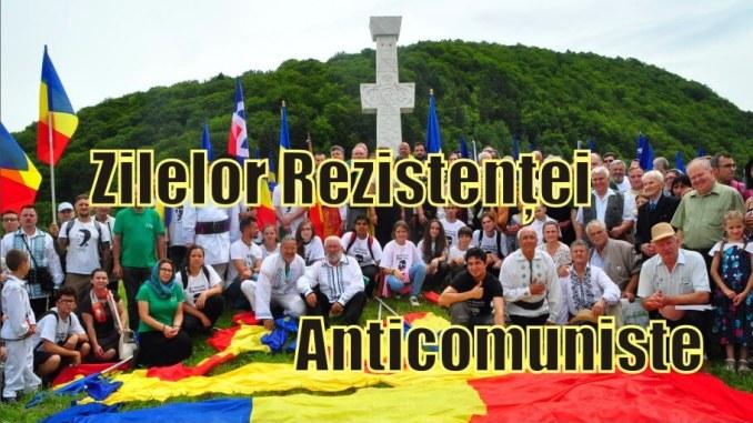 Zilelor Rezistenței Anticomuniste
