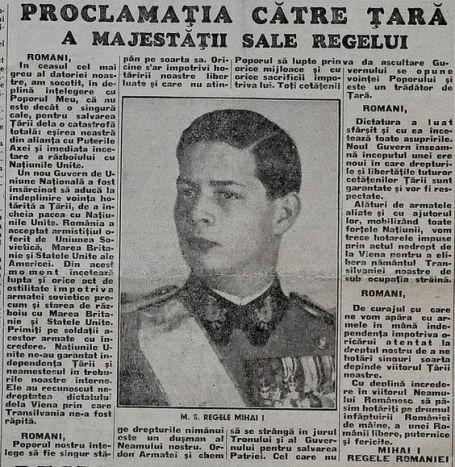 9abe05e21beeb88fb6a27be16ea5b915 292x300 - 23 august 1944, Regele Mihai cel mai mare Fake News din istoria României