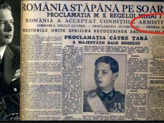23 august 1944 regele Migăi I