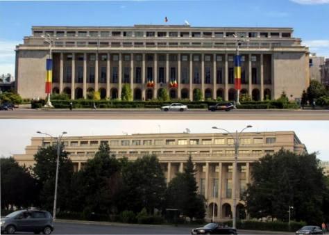 gfdgf gfdds 300x214 - Rumoare pe internet, a dispărut drapelul României de pe clădire Guvernului.
