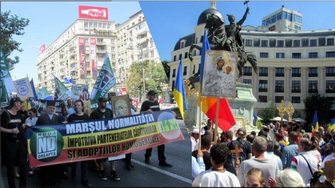 Marșul Normalității 2021