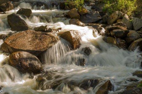 Waterfall at dawn 2