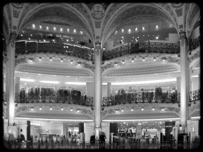 Galleria balcony