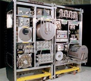 Reciclaje en la ISS