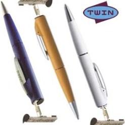 Goldring TWIN propisovací tužka s razítkem Trodat 2-3 řádky