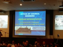 Council Open Positions