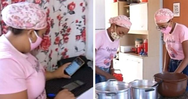 Mãe que investiu em venda de quentinhas receberá apoio de Cielo para digitalizar negócio 1