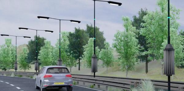 empresa gera energia com vento do carro