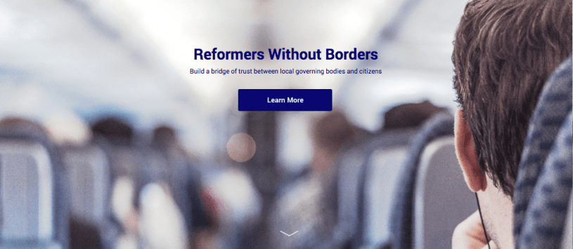 Introducing the Reformers Without Borders Fellowship program, Razom's newest initiative.