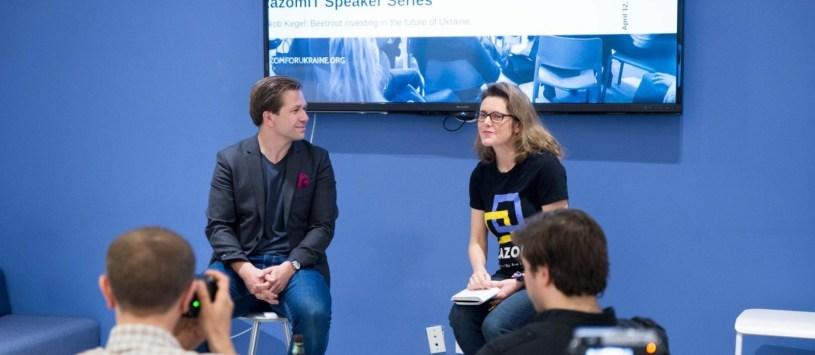 """Razom IT presents """"Swedish company investing in the future of IT in Ukraine"""""""
