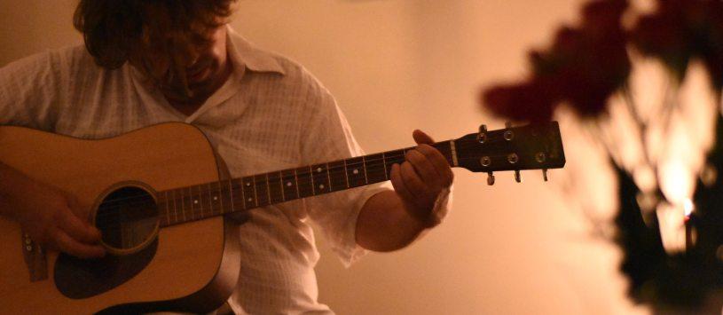 Ukrainian Music Night with Taras Chubai