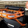 Polaris RZR Cargo Rack Orange