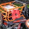 Polaris RZR Cargo Rack With RotoPax