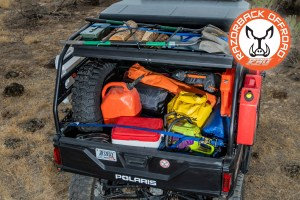 2019 Polaris Ranger Rack