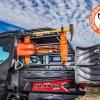 ranger mounts on cargo rack