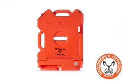 Mountable Safety Pack Container for UTV and Off road vehicles