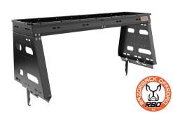Bed-locking Tracker 800SX Rear Storage Rack