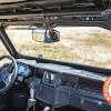 Polaris General Front Folding Windshield Inside Cab