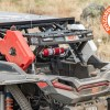 Rotopax Roll Bar Mount with Rotopax on Turbo S RBO1077