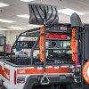 Razorback Offroad Bobcat Utility Cargo Rack with Shovels