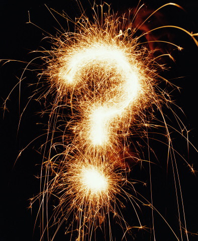 Question Mark Spark