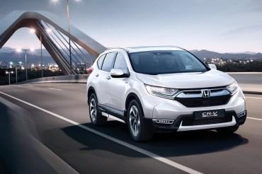 Honda CR-V Hybrid trece testul familiei
