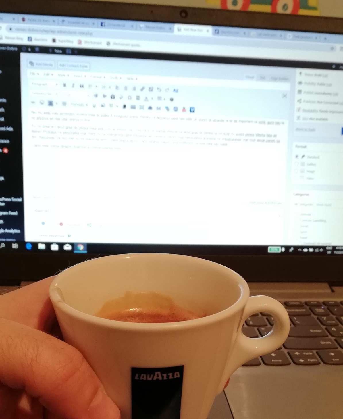 Blogger la treaba