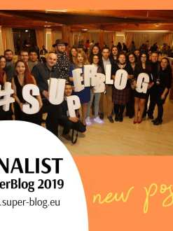 Superblog 2019 finalist