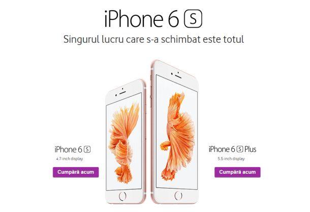 iphone 6S Vodafone
