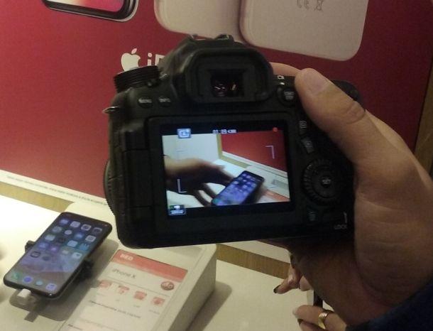 iphone X Vodafone