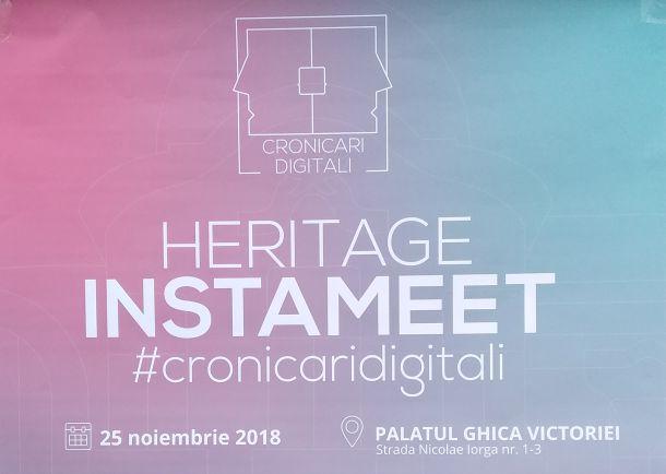 HeritageInstaMeet Cronicaridigitali