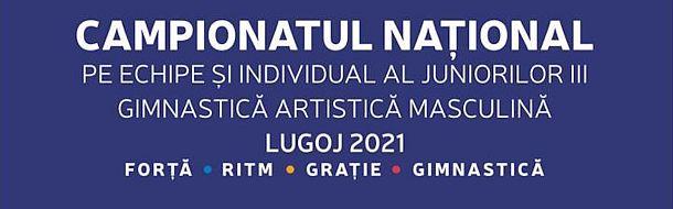 Campionat gimnastica artistica masculina Lugoj