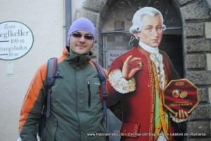 Razvan Pascu la Salzburg