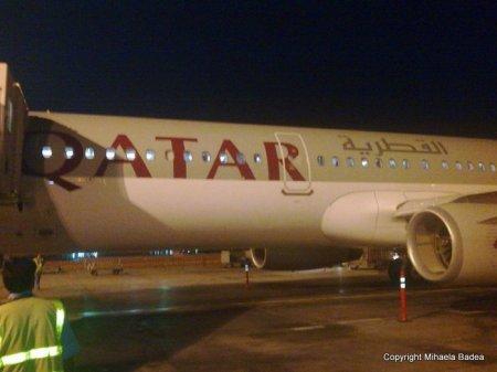 Intalnire cu omul din Qatar