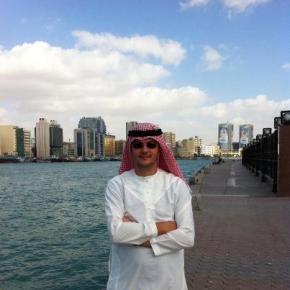 Razvan Pascu in Dubai