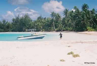Capitanul nostru - Fakarava Atoll