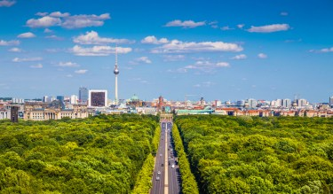 Grosser Tiergarten public park - Copyright canadastock
