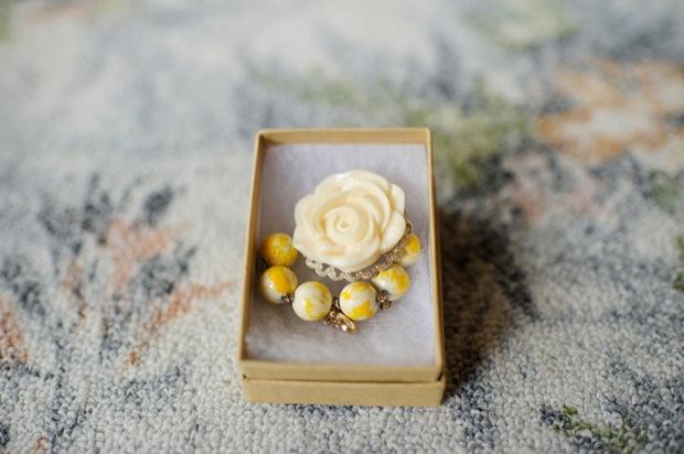 vintage bride bracelet