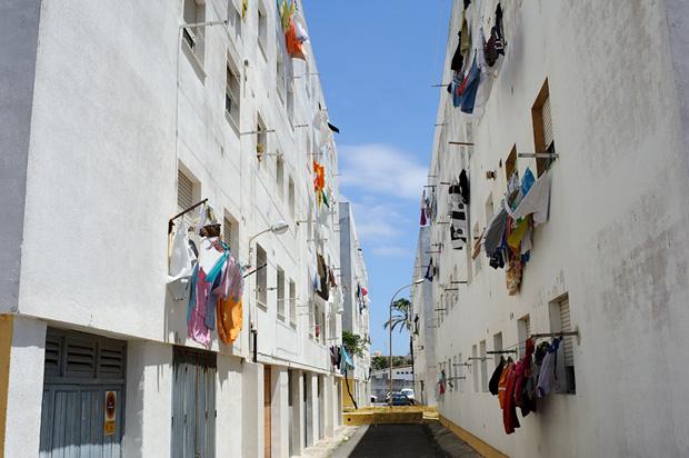Street in Tarifa