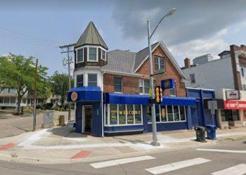 Blue Front - Ann Arbor