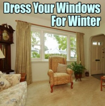 Dressing your Long Island Replacement Windows for Winter