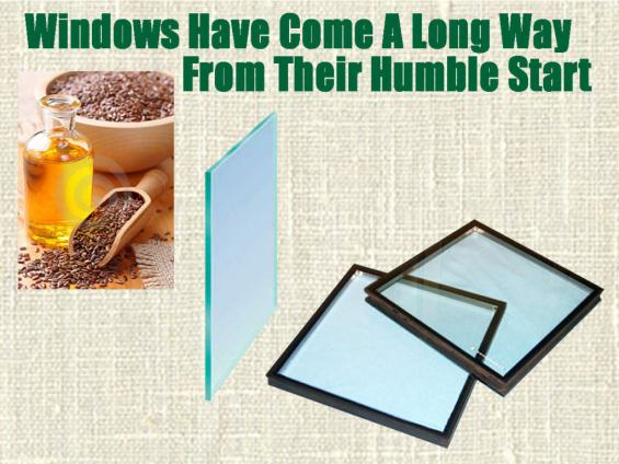 Long Island Replacement Windows From Oilcloth to Insulated Glass